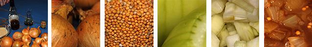 Chutney oignons/graines de moutarde