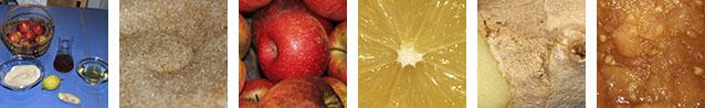 Chutney pommes/gingembre