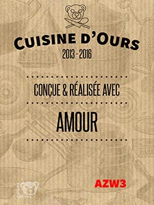 azw3 Cuisine d'Ours 2013-2016